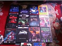 DVDs 1 pound each