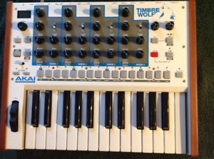 Akai Timbre Wolf Poly Synth