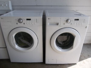 washer and dryer LG excellent working condition 3 years old