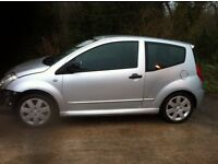 Citroen c2 vtr breaking for parts