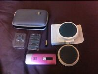 No No Laser Hair Removal System & Bundle of Accessories - Brand New £100