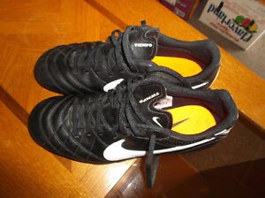 Nike Tiempo Soccer Shoes!
