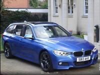 BMW 320 2.0TD ( 184bhp ) 4X4 ( s/s ) Touring Auto 2013MY d xDrive M Sport