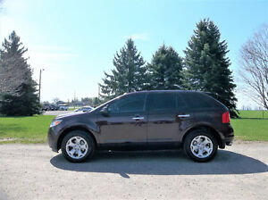 2011 Ford Edge SEL Crossover- ALL WHEEL DRIVE & ALL NEW BRAKES