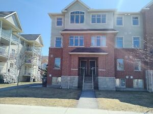 End Unit Townhome with 2 Bedrooms plus a Den