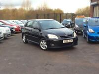 2006 56 TOYOTA COROLLA 1.4 T3 COLOUR COLLECTION VVT-I 5D 92 BHP