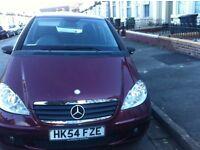 Mercedes a class150