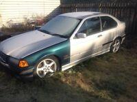 BMW 16 INCH ALLOYS 90£