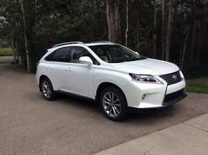 2015 Lexus RX 350 sport design touring edition