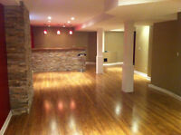 Basement & Bathroom Renovations