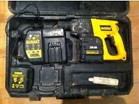 Dewalt cordless hammer drill 24v