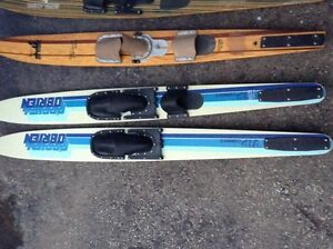 4 Vintage Water Skis For Only $125! Kitchener / Waterloo Kitchener Area image 2