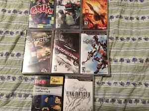 PSP with 8 games St. John's Newfoundland image 2