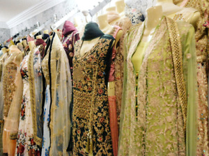 Pakistani Fancy Dresses and Gowns