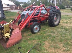 1957 Ford  tractor