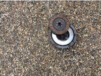 Thwaites dumper clutch & pressure plate