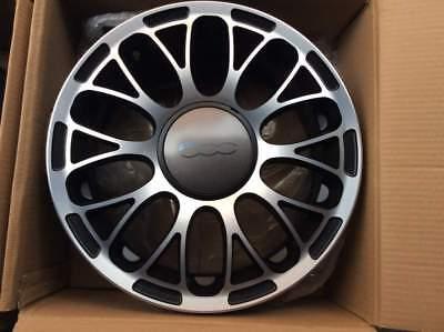 Cerchi in lega 15 Fiat 500 Cinquecento Bravo Qubo Multiair Easy Pop Fun Cabrio