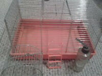 hamster / rodent cage
