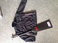 Carbon Fibre Paddle AND Dragon Boat Jacket