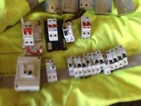 ELECTRICAL SPARES 30£ THE LOT