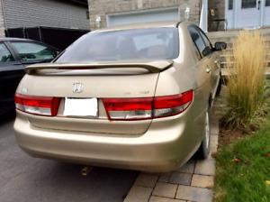 Honda Accord EX-L 2003