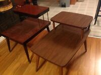 Retro table (one on left sold but other one still available)