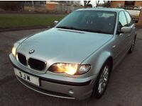 BMW 320d 150bhp for breaking