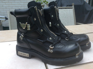 "Harley-Davidson womens ""Brake Light"" boots"