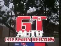 GT AUTO COLLISION REPAIRS/ INSURANCE CLAIM WELCOME
