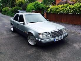 1995 MERCEDES E200 2.0 4 DOOR SALOON AUTOMATIC