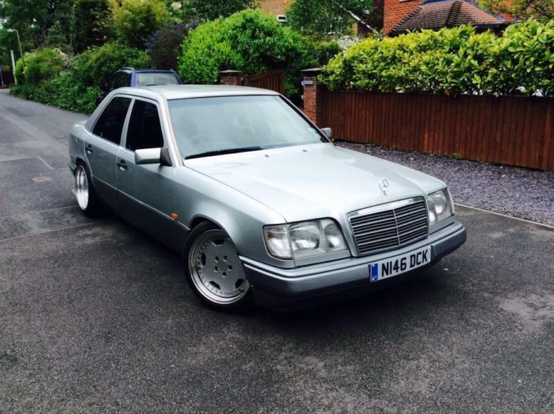 1995 Mercedes E200 2 0 4 Door Saloon Automatic In Oxton