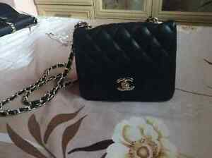 Replica Chanel Quilted Flap Bag (Small)