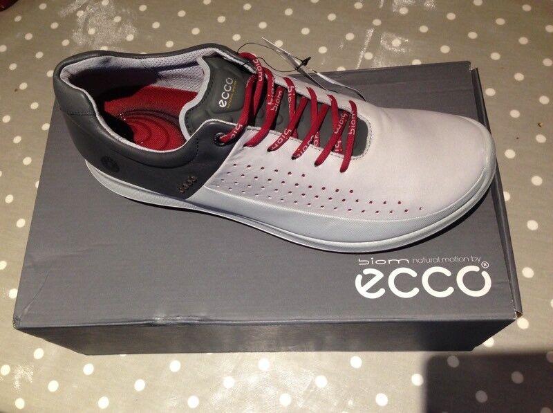 ECCO BIOM Hybrid 2 Golf Shoes - UK SIZE 11 - UNWANTED GIFT - EU45