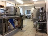 Commercial kitchens