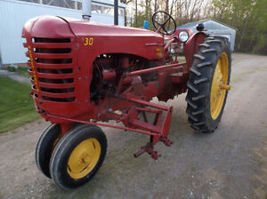 Massey Harris 30 Tractor For Sale