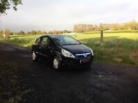 24/7 Trade sales NI Trade Prices for the public 2007 Vauxhall Corsa 1.0 Life motd February 18