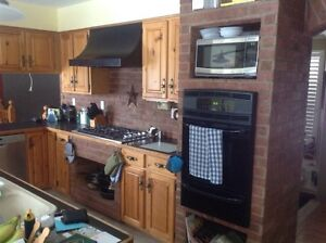 One room in shared house only 2 people Cambridge Kitchener Area image 1