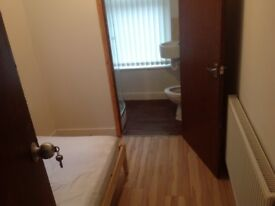 1single room with ensuite on Narborough road Le30ed