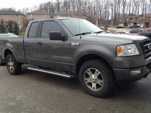 2005 Ford F-150 fx4 ext cab
