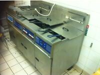Commercial Pitco Fryer