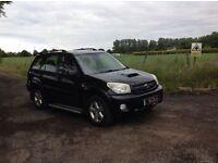 24/7 Trade sales NI Trade Prices for the public 2004 Toyota RAV4 2.0 D4D XT3 Black