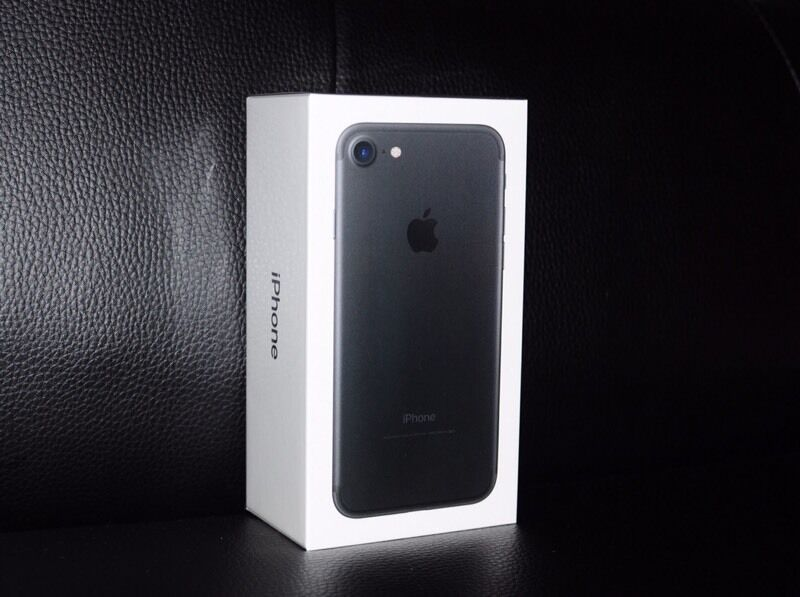 Iphone 7 128gb Matte Black Unlocked Ready To Collect