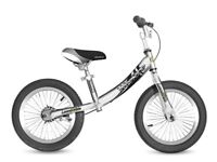 Wee Ride Deluxe Balance Bike - Silver. Excellent condition. Hardly Used.