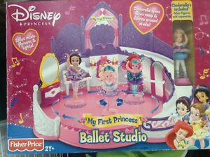 New in Box my first princess ballet studio NEW PRICE