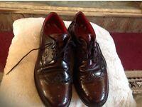 Base London men's smart shoes size UK 42/ £16