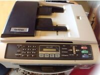 Brother multifunction printer with fax £15