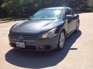 2010 Nissan Maxima 4dr Sdn V6 CVT 3.5 SV with Winter Tires