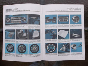 1964 Wide Track Pontiac Accessories catalog London Ontario image 3