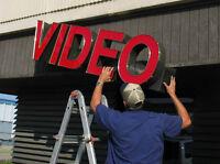 Storefront Sign | Light Box Sign  Pylon Sign |  Channel Letters