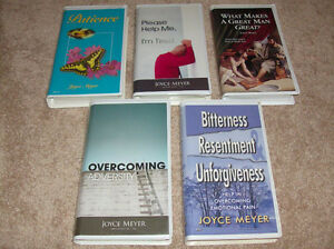 20 Joyce Meyer's tapes London Ontario image 1